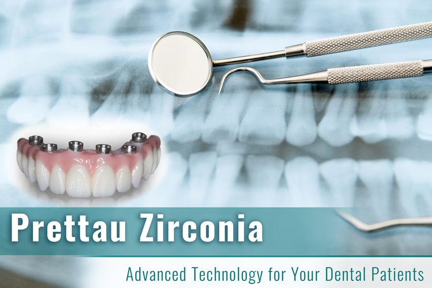 What is Prettau Zirconia?
